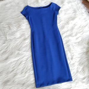 Royal Blue Zara Dress Like Brand New